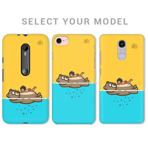 Jungle Friends Phone Cover