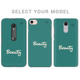 Beauty Phone Cover