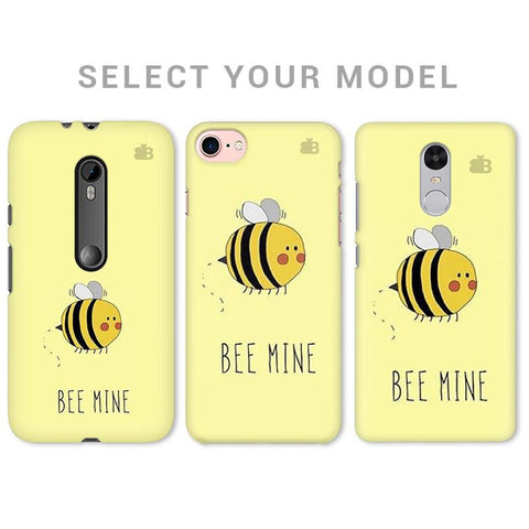 Bee Mine Phone Cover