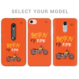 Born to Ride Phone Cover