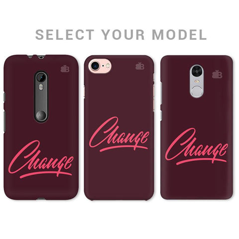 Change Phone Cover
