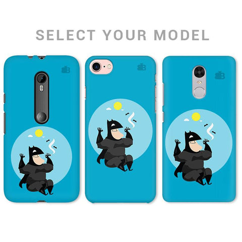 Chllin Superhero Phone Cover