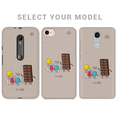 Choco late Phone Cover