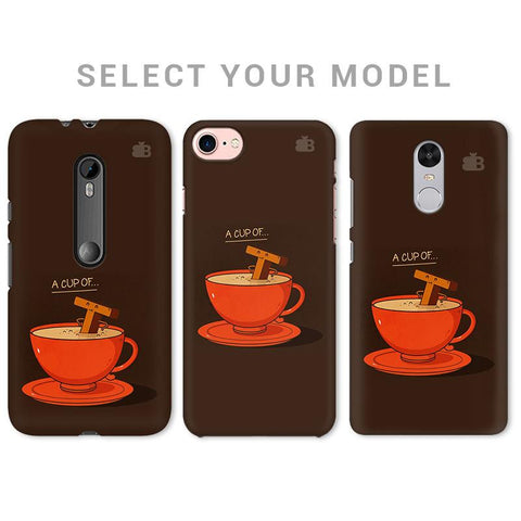 Cup of Tea Phone Cover