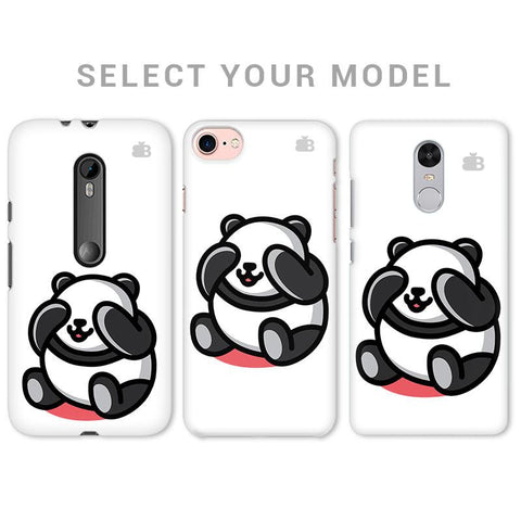 Cute Panda Phone Cover