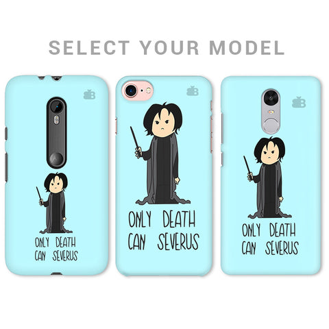Death Severus Phone Cover