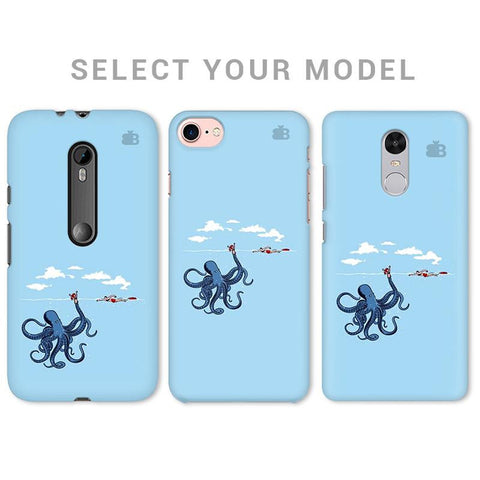 Decepetive Octopus Phone Cover
