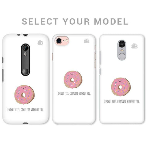 Donut Feel Complete Phone Cover