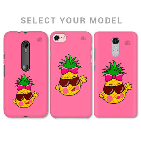 Funky Pineapple Phone Cover
