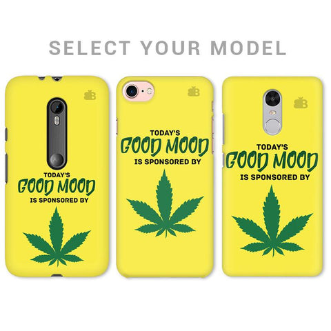 Good Mood Phone Cover