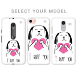 I Ruff You Phone Cover