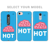 Intellectually Hot Phone Cover
