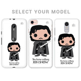 Jon Snow Bobblehead Phone Cover