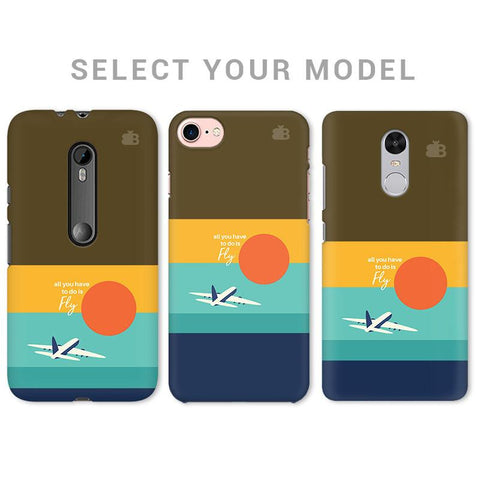 Just Fly Phone Cover