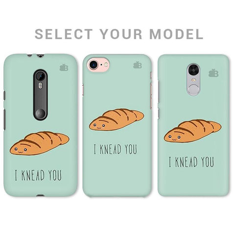 Knead You Phone Cover