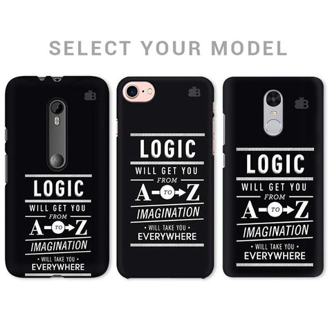 Logic Phone Cover