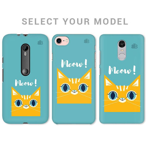 Meow Phone Cover