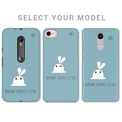No Bunny Phone Cover