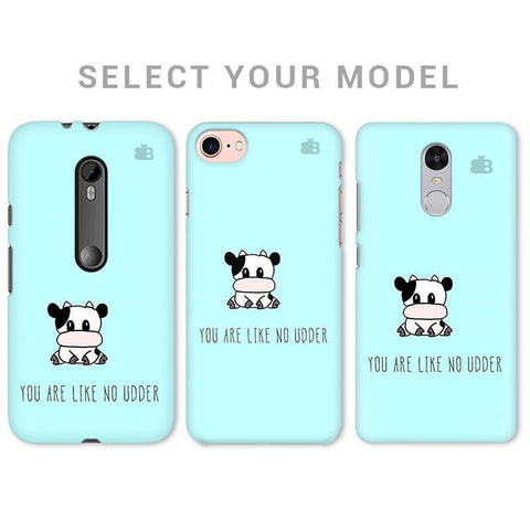 No Udder Phone Cover