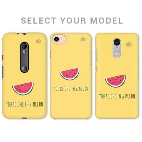 One in a Melon Phone Cover