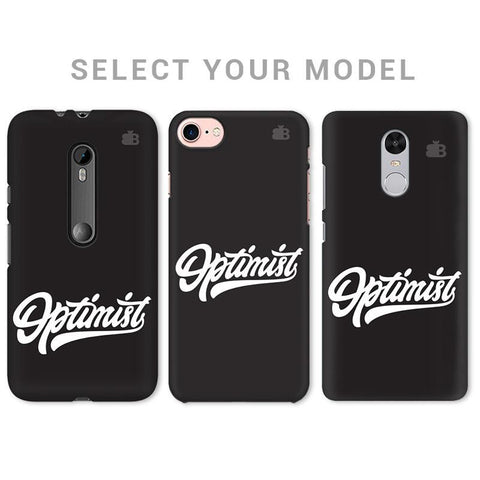 Optimist Phone Cover