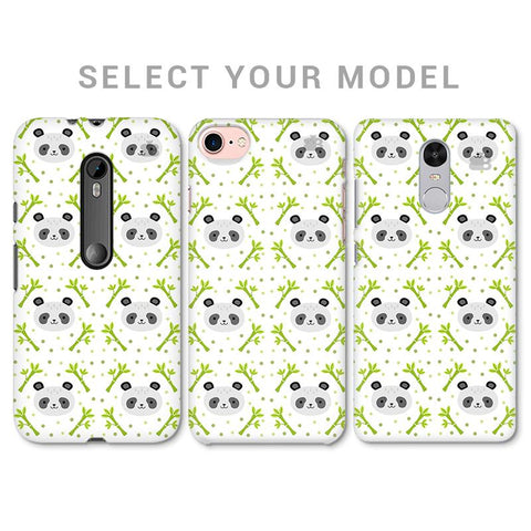 Peaceful Panda Phone Cover
