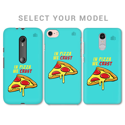 Pizza Crust Phone Cover