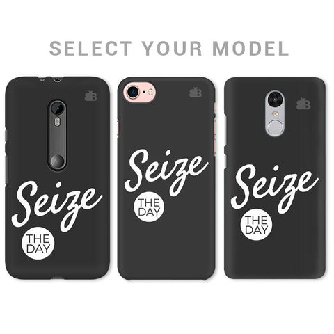 Seize The Day Phone Cover