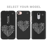 Share Some F'ing Love Phone Cover