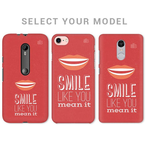 Smile Phone Cover