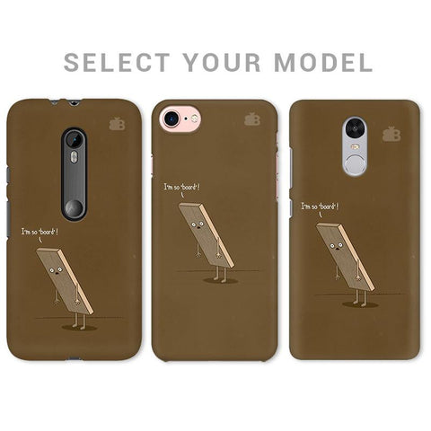 So Board Phone Cover