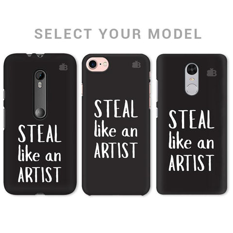 Steal like an Artist Phone Cover