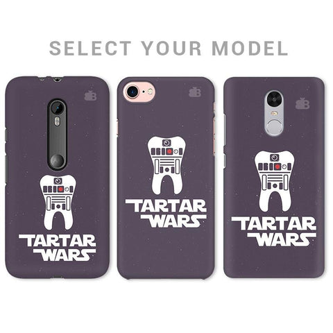 Tartar Wars Phone Cover