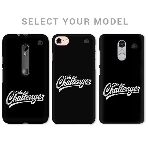 The Challenger Phone Cover