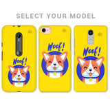 Woof Phone Cover