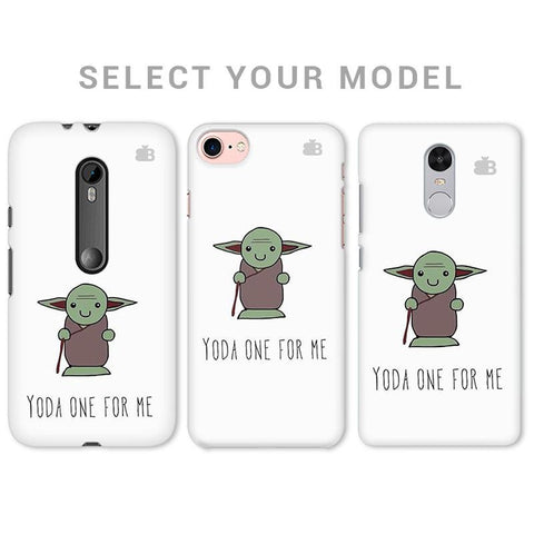 Yoda One Phone Cover