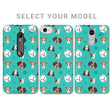 Doggie Pattern Phone Cover