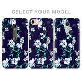Dogwood Floral Pattern Phone Cover