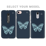 Ethnic Butterfly Art Phone Cover