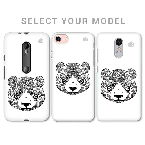 Ethnic Panda Phone Cover