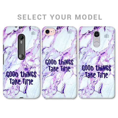 Good Things Phone Cover