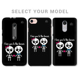 Love to the Bones Phone Cover