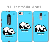 Most Active Panda Phone Cover