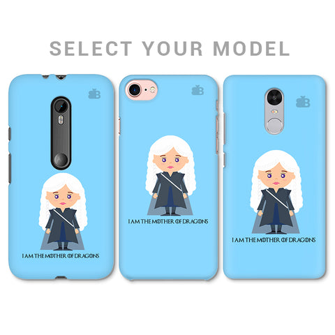Mother of Dragons Phone Cover