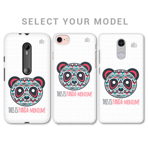 Panda-monium Phone Cover