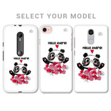 Panda Hello Phone Cover