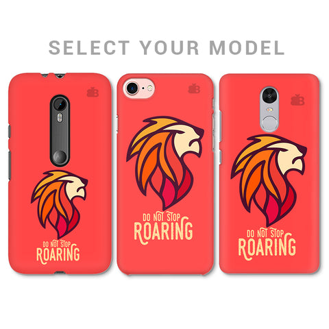 Roaring Lion Phone Cover