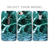 Sea Marble Phone Cover