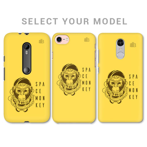 Space Monkey Phone Cover