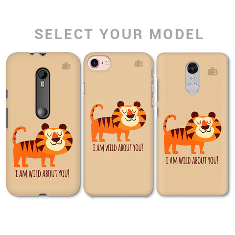Wild About You Phone Cover